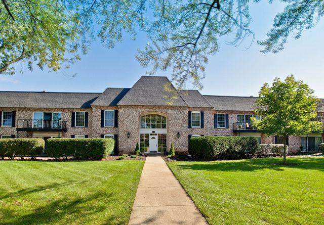 140 Carriage Way Drive 126C, Burr Ridge, IL 60527 (MLS #09779240) :: The Wexler Group at Keller Williams Preferred Realty