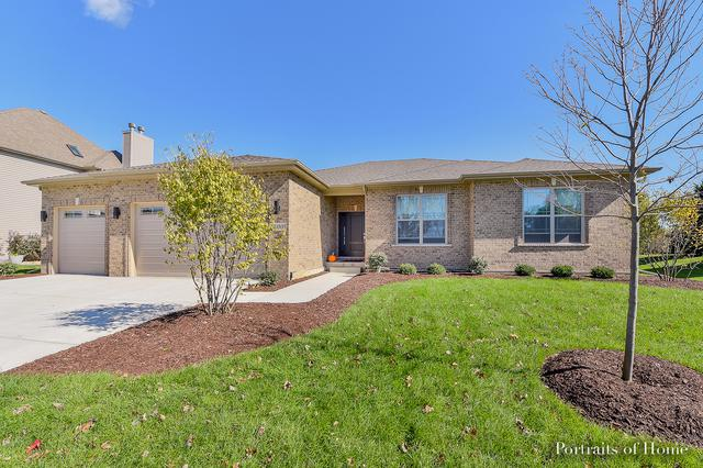 26001 Whispering Woods Circle, Plainfield, IL 60585 (MLS #09779268) :: Angie Faron with RE/MAX Ultimate Professionals