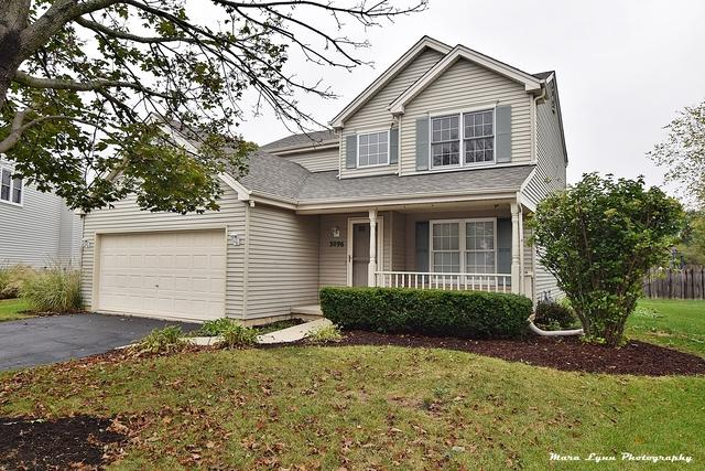 3096 Barnstable Court, Aurora, IL 60124 (MLS #09779326) :: Key Realty
