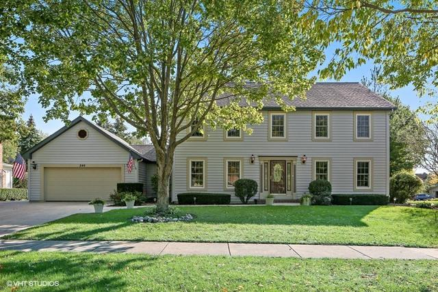 246 Waxwing Avenue, Naperville, IL 60565 (MLS #09779423) :: Angie Faron with RE/MAX Ultimate Professionals
