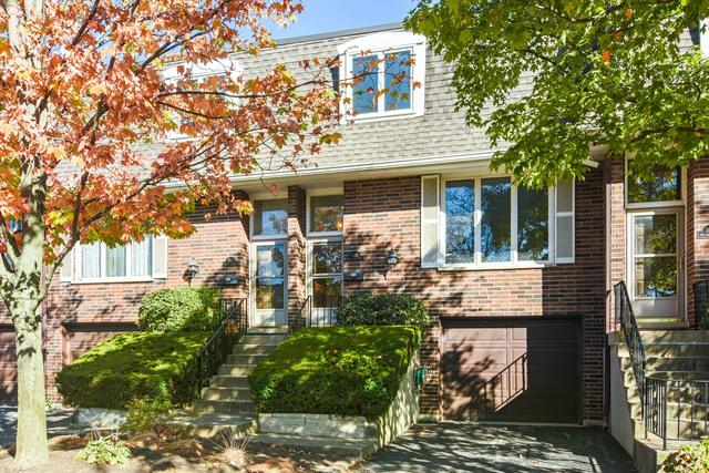 1859 Willowview Terrace #1859, Northfield, IL 60093 (MLS #09779509) :: Helen Oliveri Real Estate