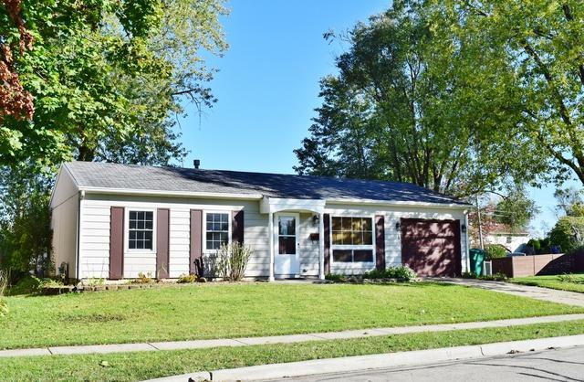 200 Haller Avenue, Romeoville, IL 60446 (MLS #09779536) :: The Wexler Group at Keller Williams Preferred Realty