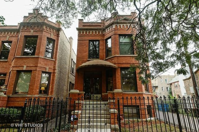 2615 N Francisco Avenue, Chicago, IL 60647 (MLS #09779624) :: The Perotti Group