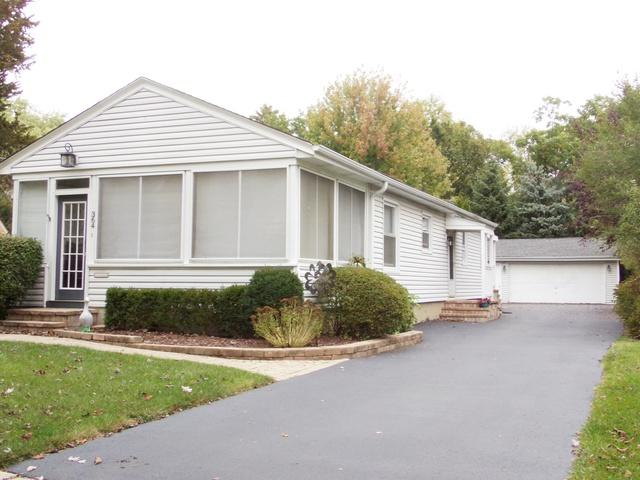 364 S Oriole Trail, Crystal Lake, IL 60014 (MLS #09779724) :: Key Realty