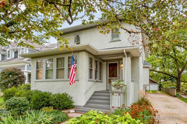 581 Prairie Avenue, Glen Ellyn, IL 60137 (MLS #09779725) :: The Wexler Group at Keller Williams Preferred Realty