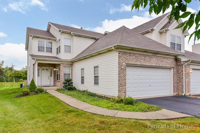 13551 S Golden Eagle Circle, Plainfield, IL 60544 (MLS #09779827) :: Lewke Partners