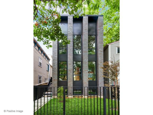 1917 N Wood Street, Chicago, IL 60622 (MLS #09779849) :: The Perotti Group