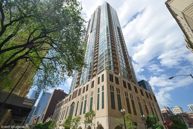21 E Huron Street #3301, Chicago, IL 60611 (MLS #09779998) :: Berkshire Hathaway Koenig Rubloff - Carroll Real Estate Group