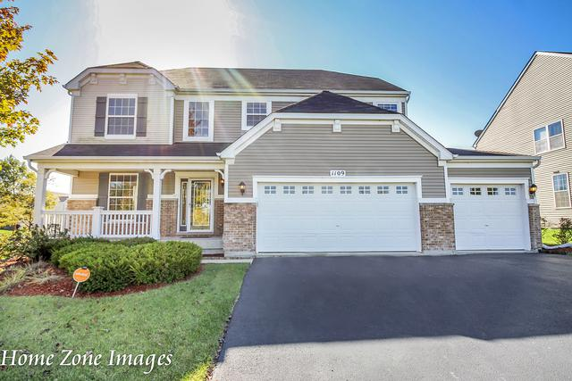 1109 Hummingbird Circle, Joliet, IL 60431 (MLS #09780019) :: Angie Faron with RE/MAX Ultimate Professionals