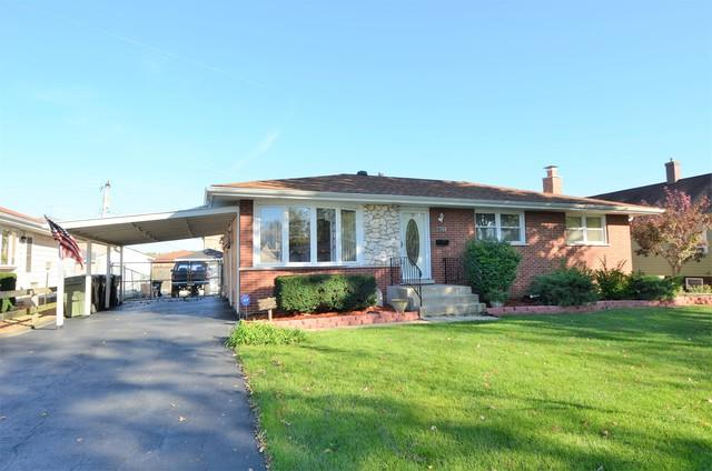 17343 64th Court, Tinley Park, IL 60477 (MLS #09780099) :: The Wexler Group at Keller Williams Preferred Realty