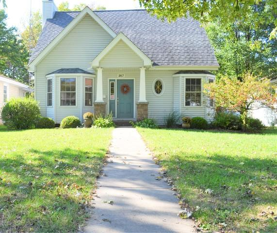 367 S May Avenue, Kankakee, IL 60901 (MLS #09780105) :: Angie Faron with RE/MAX Ultimate Professionals