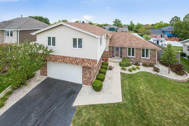 17707 Pheasant Drive, Tinley Park, IL 60487 (MLS #09780232) :: The Wexler Group at Keller Williams Preferred Realty