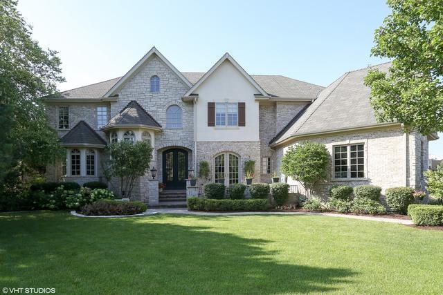 8521 Johnston Road, Burr Ridge, IL 60527 (MLS #09780240) :: The Wexler Group at Keller Williams Preferred Realty