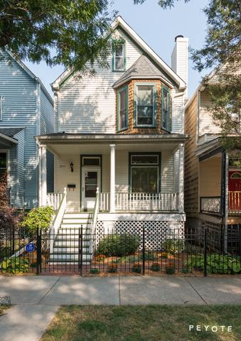 2717 N Mozart Street, Chicago, IL 60647 (MLS #09780268) :: The Perotti Group
