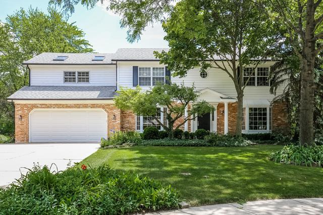 228 Meadowbrook Lane, Hinsdale, IL 60521 (MLS #09780381) :: The Wexler Group at Keller Williams Preferred Realty