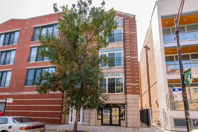 2025 Belmont Avenue #1, Chicago, IL 60618 (MLS #09780462) :: The Perotti Group