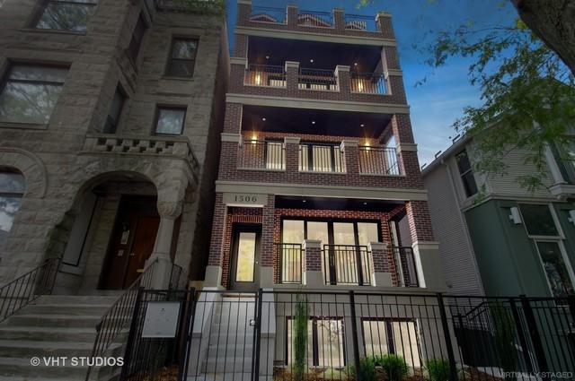 1506 N Cleveland Avenue #1, Chicago, IL 60610 (MLS #09780688) :: Property Consultants Realty