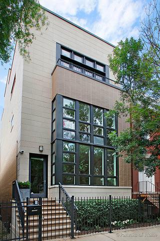 1720 W Pierce Avenue, Chicago, IL 60622 (MLS #09780722) :: The Perotti Group
