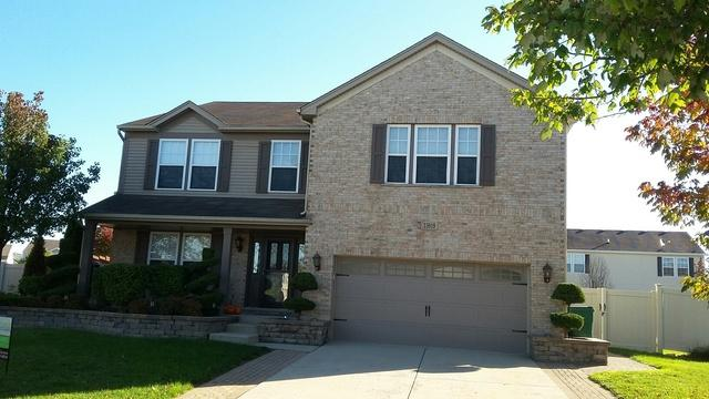 15919 Barrow Court, Manhattan, IL 60442 (MLS #09780790) :: The Wexler Group at Keller Williams Preferred Realty