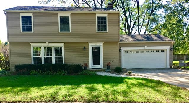 826 Casa Solana Drive, Wheaton, IL 60189 (MLS #09780879) :: The Wexler Group at Keller Williams Preferred Realty