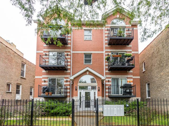 1449 N Campbell Avenue 2N, Chicago, IL 60622 (MLS #09780966) :: Property Consultants Realty