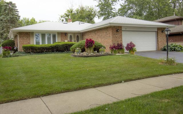 1221 190th Street, Homewood, IL 60430 (MLS #09780998) :: The Wexler Group at Keller Williams Preferred Realty