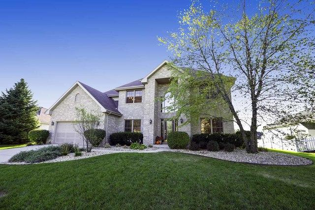 26424 S Ivy Lane, Channahon, IL 60410 (MLS #09781113) :: The Wexler Group at Keller Williams Preferred Realty