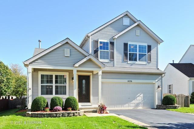 1636 Arborwood Circle, Romeoville, IL 60446 (MLS #09781120) :: The Wexler Group at Keller Williams Preferred Realty