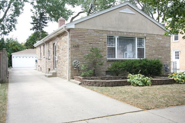 4320 N Mulligan Avenue, Chicago, IL 60634 (MLS #09781148) :: The Perotti Group