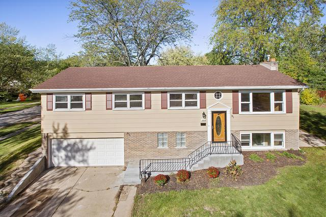 9100 W 91st Place, Hickory Hills, IL 60457 (MLS #09781150) :: The Wexler Group at Keller Williams Preferred Realty