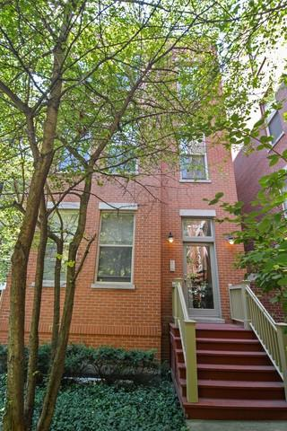 1947 W Evergreen Avenue #7, Chicago, IL 60622 (MLS #09781165) :: Property Consultants Realty