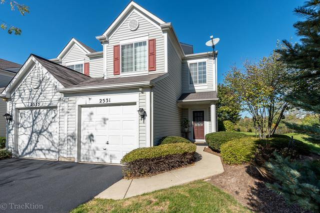 2531 Arcadia Circle #2531, Naperville, IL 60540 (MLS #09781172) :: The Wexler Group at Keller Williams Preferred Realty