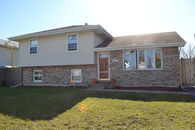 6600 Benich Lane, Plainfield, IL 60586 (MLS #09781190) :: The Wexler Group at Keller Williams Preferred Realty