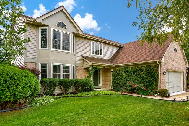 1625 W Edgewater Lane, Palatine, IL 60067 (MLS #09781252) :: The Jacobs Group