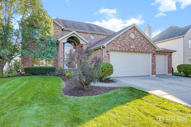 663 Anne Lane, Bolingbrook, IL 60440 (MLS #09781262) :: The Wexler Group at Keller Williams Preferred Realty