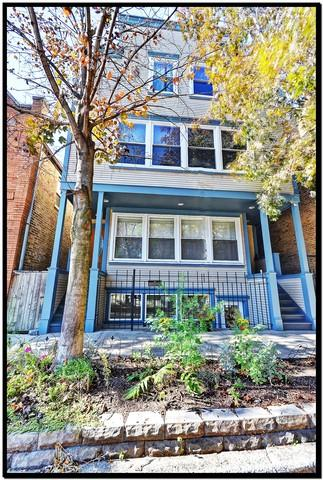 2302 N Leavitt Street #1, Chicago, IL 60647 (MLS #09781432) :: Property Consultants Realty
