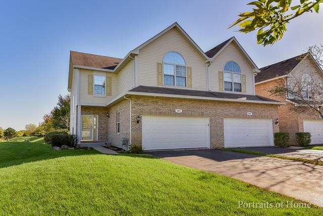 1071 Lily Field Lane #1071, Bolingbrook, IL 60440 (MLS #09781534) :: The Wexler Group at Keller Williams Preferred Realty
