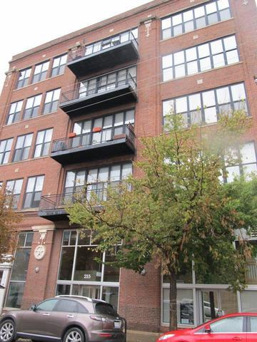 215 N Aberdeen Street 209B, Chicago, IL 60607 (MLS #09781551) :: Property Consultants Realty