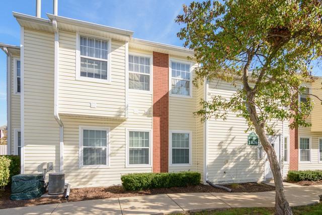 1426 Wyndham Circle #108, Palatine, IL 60074 (MLS #09781631) :: The Jacobs Group
