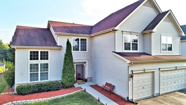789 Barclay Drive, Bolingbrook, IL 60440 (MLS #09781674) :: The Wexler Group at Keller Williams Preferred Realty
