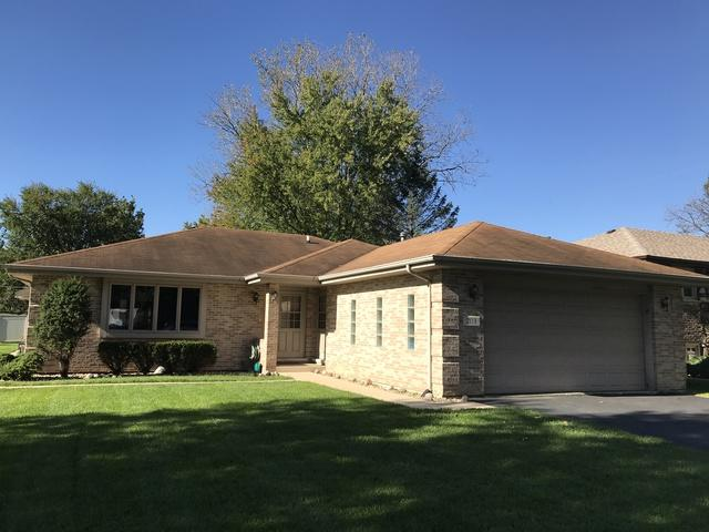203 N Nolton Avenue, Willow Springs, IL 60480 (MLS #09781684) :: The Wexler Group at Keller Williams Preferred Realty