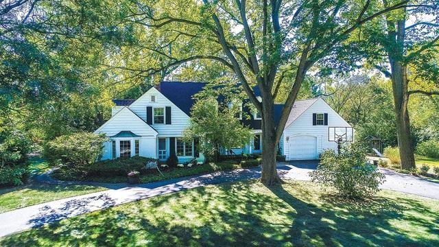 44 S Washington Circle, Hinsdale, IL 60521 (MLS #09781705) :: The Wexler Group at Keller Williams Preferred Realty