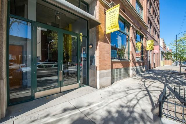110 N Peoria Street #202, Chicago, IL 60607 (MLS #09781717) :: Property Consultants Realty