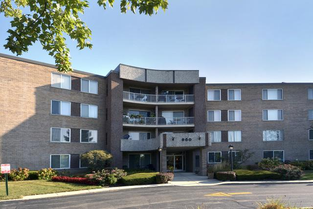 900 E Wilmette Road #208, Palatine, IL 60074 (MLS #09781773) :: The Jacobs Group