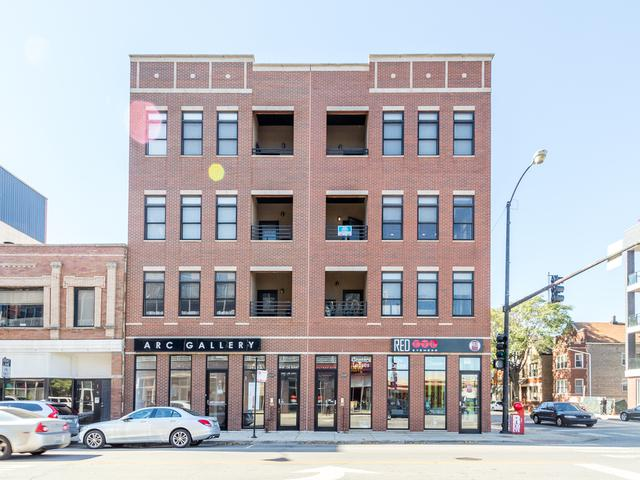 2158 N Damen Avenue #3, Chicago, IL 60647 (MLS #09781790) :: Property Consultants Realty