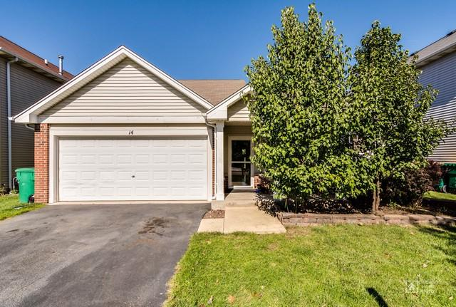 14 Sonoma Drive, Romeoville, IL 60446 (MLS #09781798) :: The Wexler Group at Keller Williams Preferred Realty