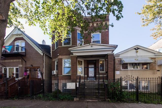 3323 W Potomac Avenue, Chicago, IL 60651 (MLS #09781802) :: Property Consultants Realty