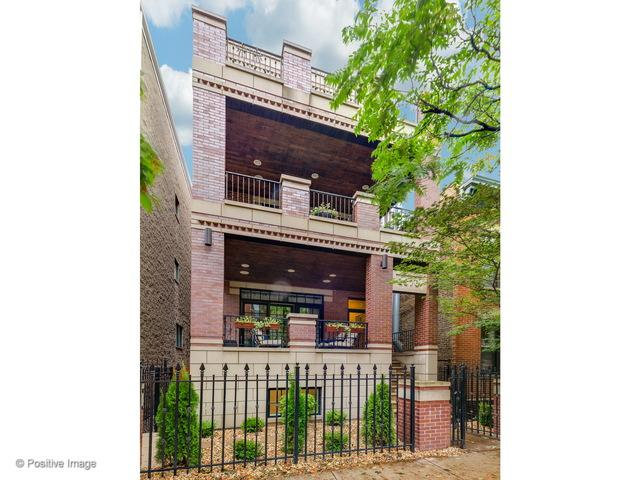 1870 N Sheffield Avenue #3, Chicago, IL 60614 (MLS #09781852) :: Littlefield Group
