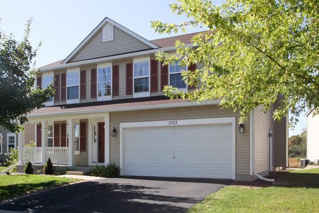 1522 Fox Sedge Trail, Woodstock, IL 60098 (MLS #09781853) :: Lewke Partners