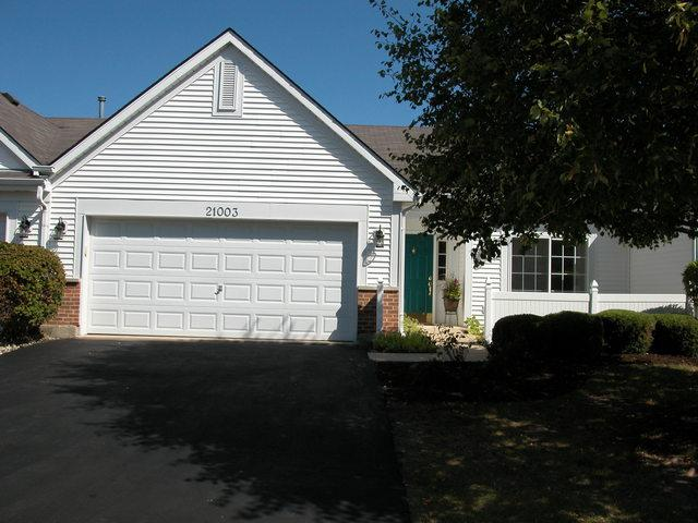 21003 W Braxton Lane, Plainfield, IL 60544 (MLS #09781880) :: The Wexler Group at Keller Williams Preferred Realty